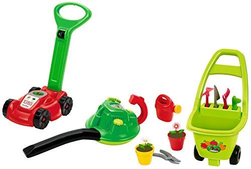 Ecoiffier - 584 - A partir de las herramientas de jardín para los niños - de Super Pack - 3 en 1