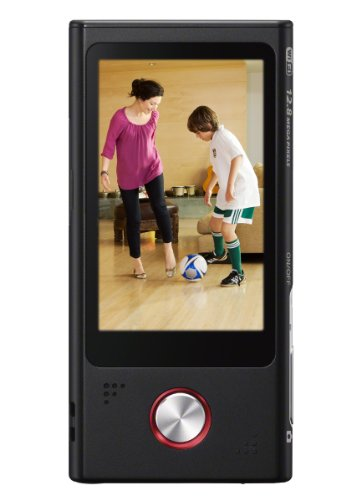 Sony Bloggie Live(MHS-TS55) Video Camera with 4x Digital Zoom, 3.0-Inch Touchscreen LCD and WiFi Connectivity (2012 Model)