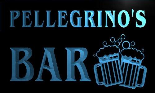 w004512-b-pellegrinos-nom-accueil-bar-pub-beer-mugs-cheers-neon-sign-biere-enseigne-lumineuse