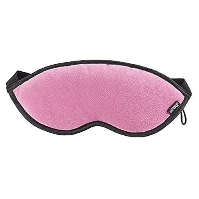 Lewis N. Clark Comfort Eye Mask With Adjustable Straps Blocks Out All Light