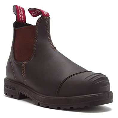 Blundstone 903 Steel Toe Boot Brown 5 AU/UK US Men / 7.5 AU/UK US Women