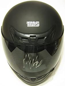 Matt Kenseth #18, Nascar Driver, Signed, Autographed, Full Size Helmet, a COA and the... by Coast to Coast Collectibles