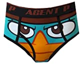 Disney's Phineas and Ferb Secret Agent Perry Briefs for men