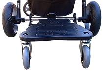 Englacha Plastic Board Rider, Black