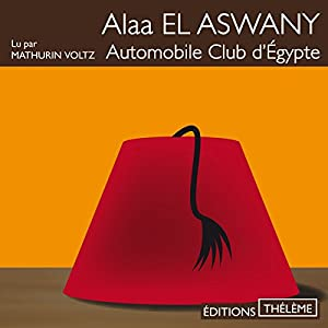 Automobile club d'Égypte Audiobook