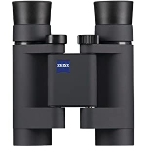 Zeiss 8x20B TConquest Pocket Binoculars with Pouch - 522073 by Carl Zeiss