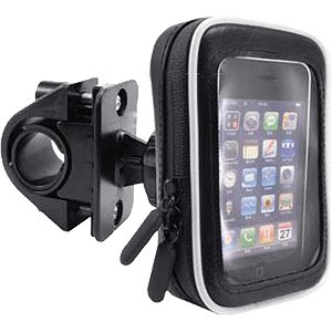 Navitech Cycle / Bike / Bicycle Sports Waterproof holder mount and case for Smart Phones Mobiles & Cell phones Including The Sony Ericsson txt pro, Sony Ericsson Mix Walkman phone, Sony Ericsson txt