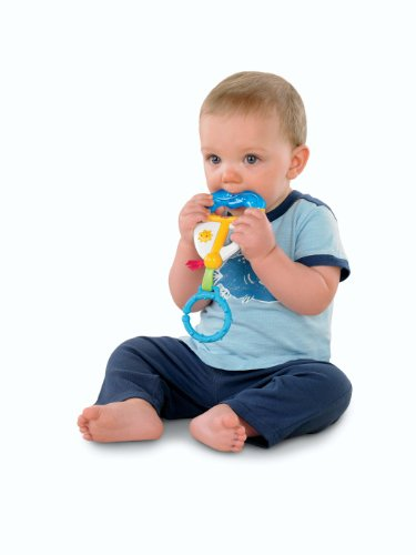 Fisher-Price Sailboat Teether (Discontinued by Manufacturer) - 1