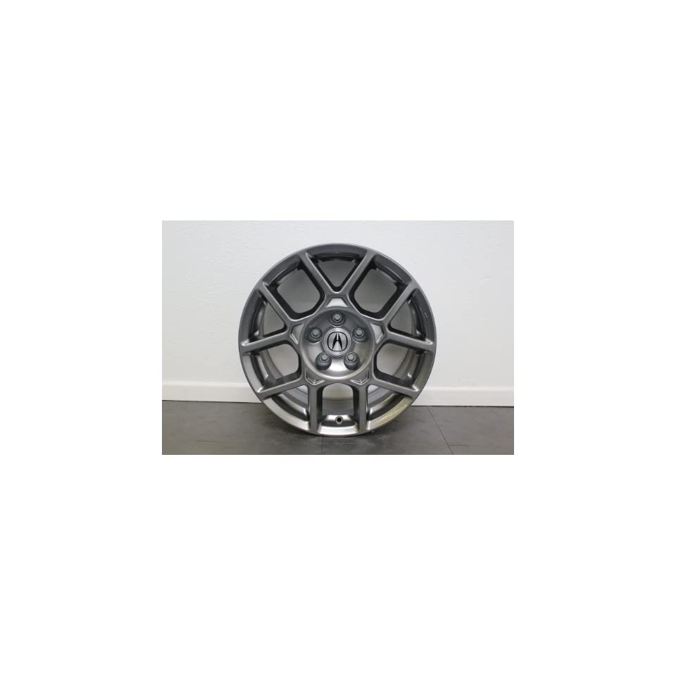 Acura Tl 2007 2008 Type s Wheel Genuine Factory OEM (THIS IS FOR COMPLETE SET OF 4 WHEELS) Center caps not included