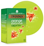 Twinings Green Tea Orange &Lotus Flower 20bag - CLF-TWN-F07825