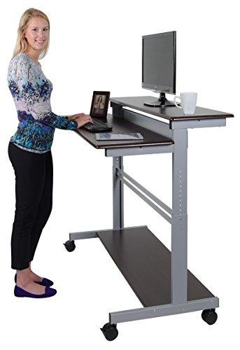 Adjustable Stand Up Desk Ikea Home Furniture Design