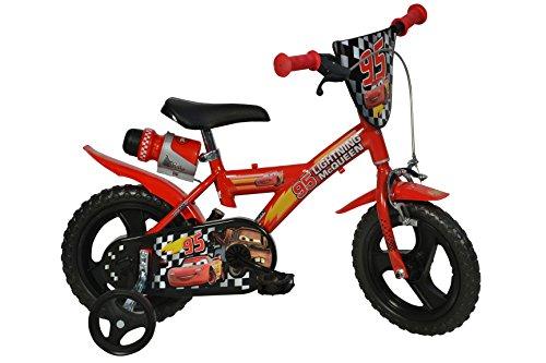 12-Zoll-CARS-Lightning-Kinderfahrrad-Kinderrad-Spielrad-Fahrrad-Rad-Bike-DINO-Bike