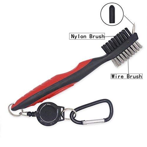 jzhy-golf-burste-golf-pinsel-leichte-2-ft-retractable-golf-brsten-und-club-nut-reinigungsmittel-mit-