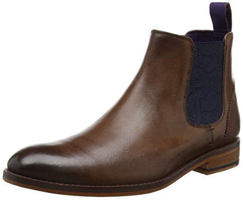 ted-baker-camroon-4-herren-chelsea-boots-braun-brown-43-eu