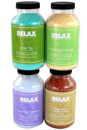 relax-spa-bath-escape-aromatherapy-bath-crystals-pack-of-4-22-oz-all-natural-dead-sea-salts-aroma-th