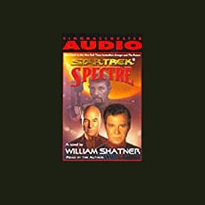 Star Trek: Spectre (Adapted) Audiobook