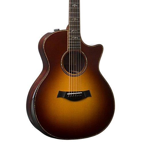 Taylor 900 Series 914ce-SB Grand Auditorium Acoustic-Electric Guitar Tobacco Sunburst (Taylor 900 compare prices)
