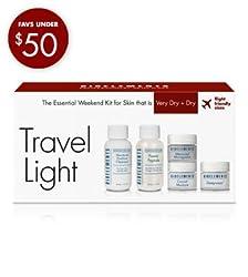 Bioelements Travel Light Kit Dry/Very Dry Skin kit