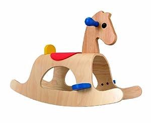 plan toys rocking horse palomino