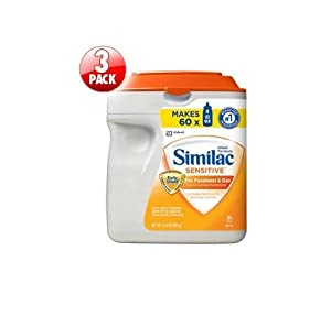 Similac Advance 3-pack 34 oz. Each 102 Ounces Total (Pouder)