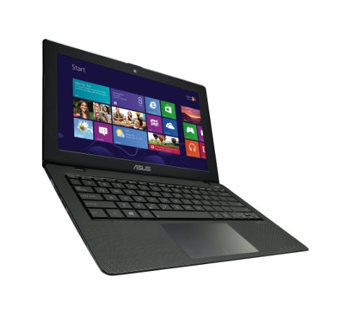 ASUS X200MA NB / black ( Win8.1 64bit / 11.6inch / Celeron N2830 / 4G / 750GB HDD ) X200MA-KXBLACK