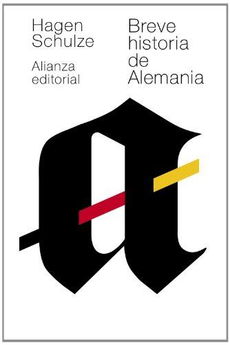 Breve historia de Alemania / Brief History of Germany (Spanish Edition)