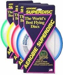 Aerobie Superdisc 10 inch Flying Disc (Ships Assorted Colors) - Buy Aerobie Superdisc 10 inch Flying Disc (Ships Assorted Colors) - Purchase Aerobie Superdisc 10 inch Flying Disc (Ships Assorted Colors) (Aerobie, Toys & Games,Categories,Activities & Amusements)