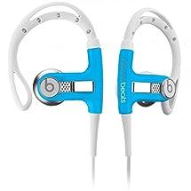 Beats by Dr. Dre POWERBEATS | Powerbeats by Dr. Dre In-Ear Headphone (Neon Blue 900-00121-01)