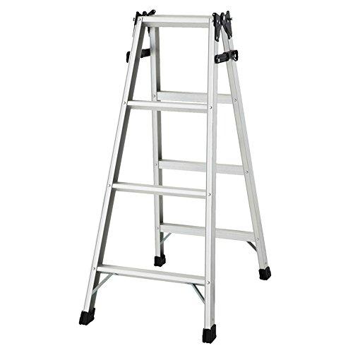 ハセガワ アルミ軽量はしご兼用脚立 (1.1m)