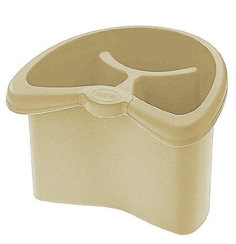 Bargain Homeware - Scolaposate in plastica crema