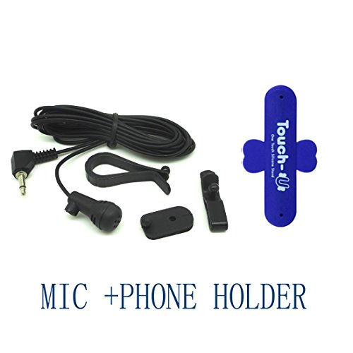 Mic Microphone Car Radio CD Player Stereos Bluetooth FOR Alpine ICS-X8 (Ics X8 compare prices)