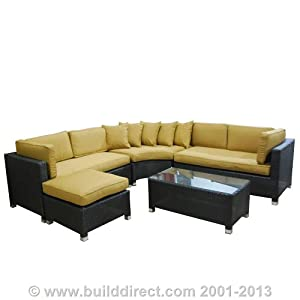 You Can Observe Information Compare Cost And Also Read Customer Reviews To  Check Before Buying Kontiki Patio Furniture   The Ritz Sunbrella Series   5  Piece ...