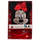 Disney Minnie Mouse Hot Water Bottle & Cover 1L - Great gift idea