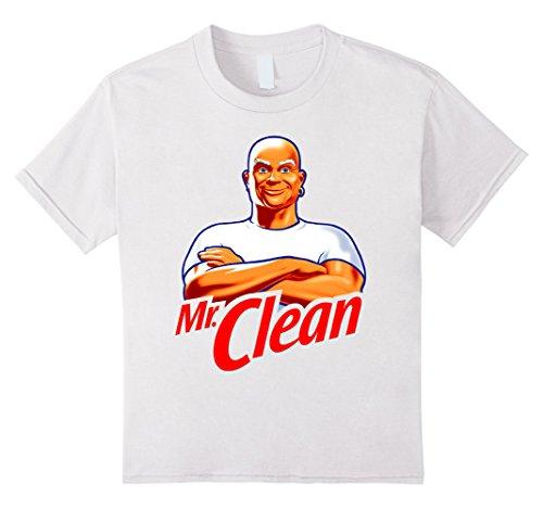 Kids  (Mr Clean Costume Kids)