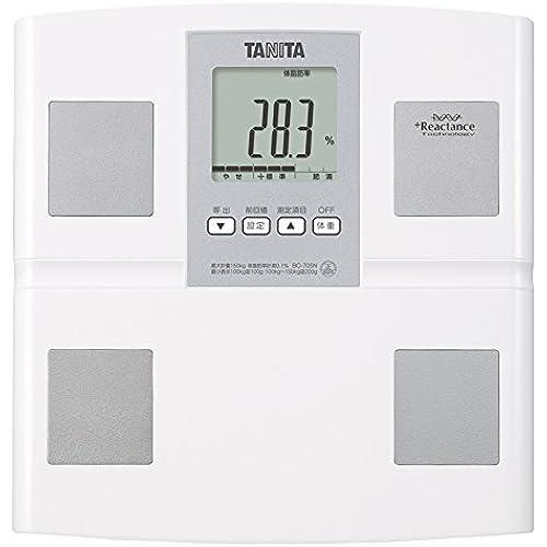 Tanita 타니타 체중계 BC-705N-WH(화이트)