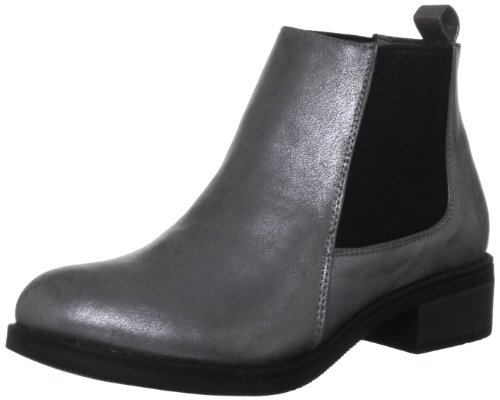 Chinese Laundry Women's Sada Pu Gunmetal Ankle Boots 5052125716279 8 UK