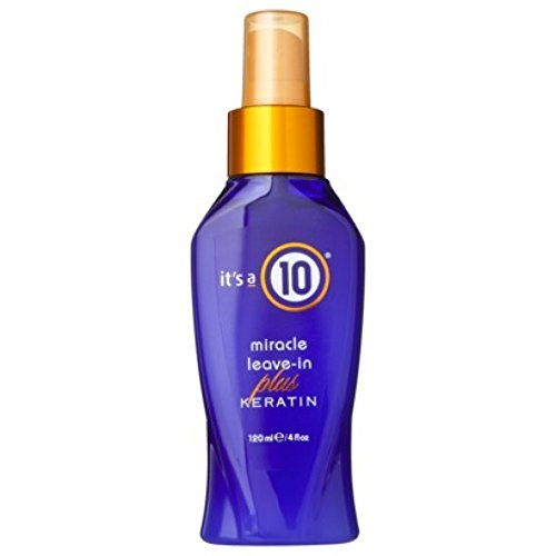 It's A 10 Leave-In Conditioner Plus Keratin, 4 Ounce (Keratin Hair Spray compare prices)