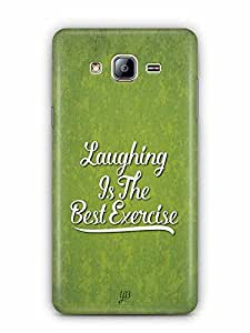 YuBingo Laughing is the Best Exercise Designer Mobile Case Back Cover for Samsung Galaxy On 5 Pro