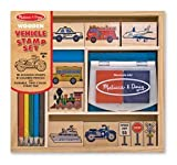 Vehicle Stamp Set - (Child)