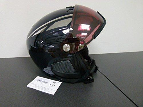 UVEX Skihelm HLMT 300 VP Style Chrome