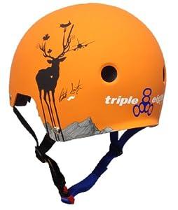 Triple Eight 604352030328 Certified Helmet Switzer, Small/Medium