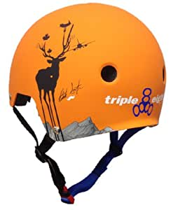 Triple Eight 604352030328 Certified Helmet Switzer, Small/Medium