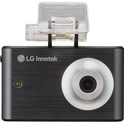 LG innotek前後2カメラ 液晶付ドライブレコーダー Alive LGD-100