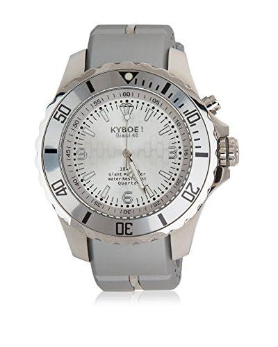 KYBOE! Reloj automático Unisex Gris 55 mm