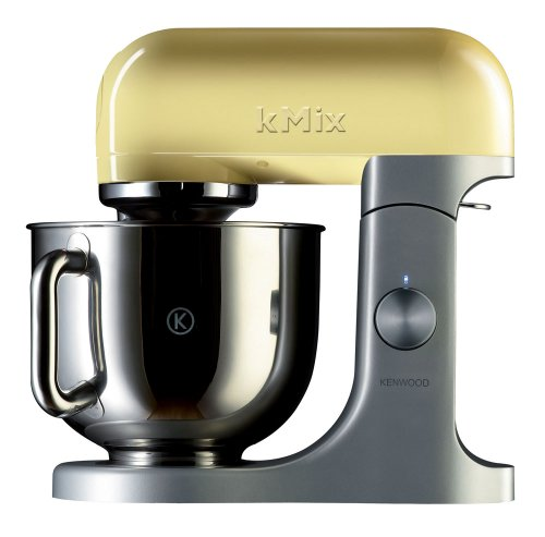 Kenwood kMix KMX58 Stand Mixer, Citrus Yellow (Amazon.co.uk Exclusive)