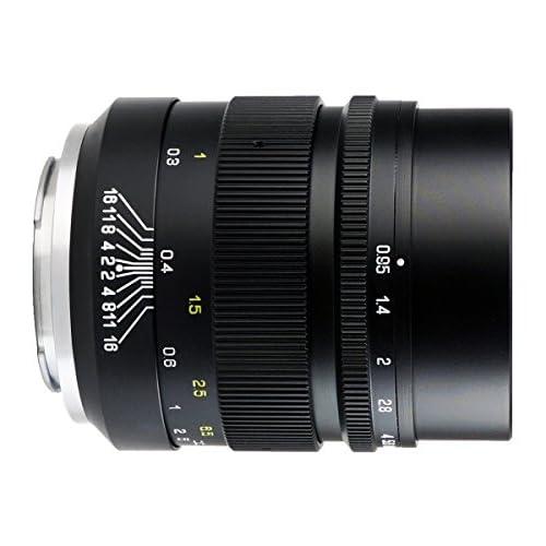 【日本国内正規品】中一光学│ZHONG YI OPTICS 単焦点レンズ SPEEDMASTER 35mm F0.95 (MITAKON) (マイクロフォーサーズマウント)