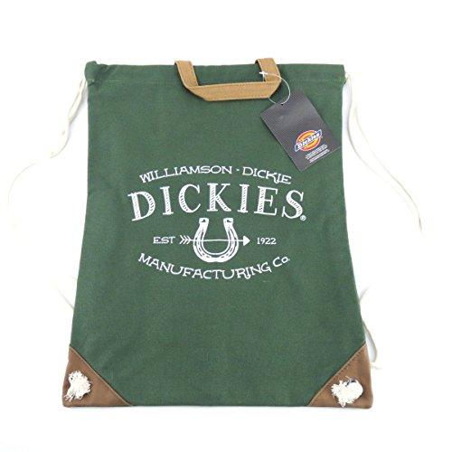 [ディッキーズ]DICKIES マリブ コットン キャンバス キャリーバッグ 並行輸入品 (フォレストグリーン)
