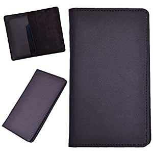 DCR Pu Leather case cover for HTC Desire SV (brown)