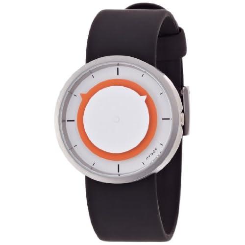[ヒュッゲ]HYGGE 腕時計 3012-WHITE/ORANGE MSP3012C(OR)  【正規輸入品】