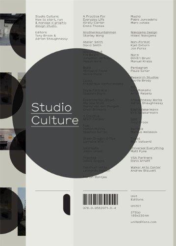 Studio Culture: The Secret Life of a Graphic Design Studio